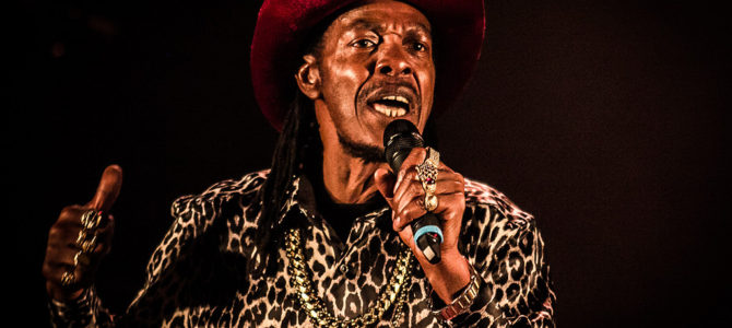 Reggae legend Michael Prophet passed away