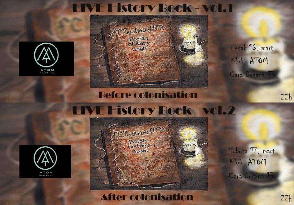 FC Apatride UTD – Live History Book – Klub Atom