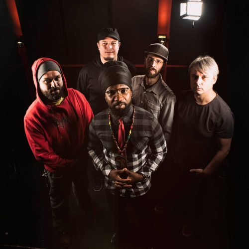 Soulcraft released their first video with new singer Ras McBean