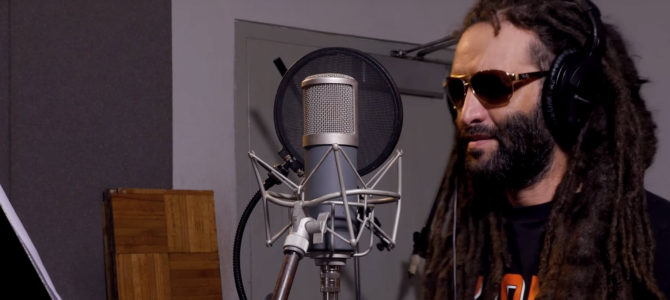 "New video by Alborosie, acoustic version of ""Police"""