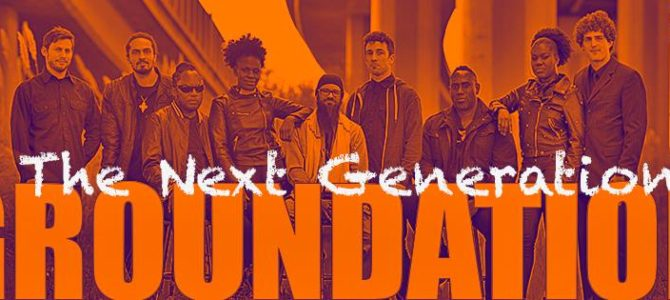"Grupa ""Groundation"" objavila je prvu numeru sa novog albuma ""The Next Generation"""