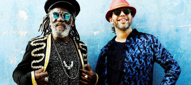 New song and video by Winston McAnuff & Fixi – My Angel