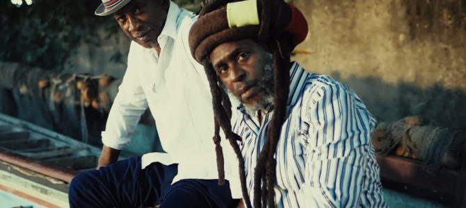 """Aswad"" meets ""Steel Pulse"", a new song by Brinsley Forde and  David Hinds – Chillin (March 2019)"