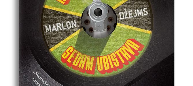 """Recenzija knjige""""Kratka povijest sedam ubistava"""" Marlon Džejms (Ipcmedia)"""