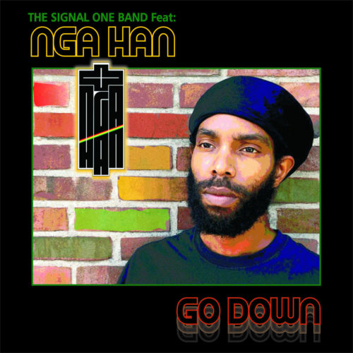 """Rising star Nga Han & The Signal One Band released a single """"Go Down"""" (Earth Works Amsterdam)"""