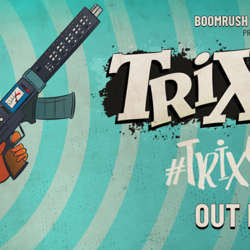 TrixStylez new album by TriXstar (Boomrush Productions)